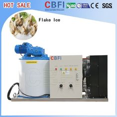 Chine Machine à glace refroidie à l'eau d'air évaporatif, affaires à haute production de machine à glace  usine